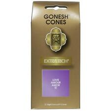 Gonesh - Love Extra Rich Incense Cones