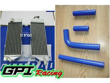 FOR Yamaha YZ400F YZF400 1998 1999 2000 aluminum radiator & silicone hose