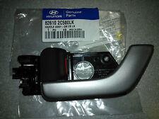 GENUINE OEM 2003-2008 Hyundai Tiburon INSIDE DOOR HANDLE LH (82610-2C500-LK)