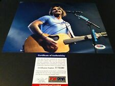 Jake Owen Country Singer Signed Auto 8x10 PSA/DNA COA