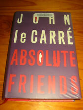 JOHN LE CARRE - ABSOLUTE FRIENDS