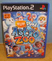 Playstation 2 Juego EyeToy: juego Astro Zoo - Solus (PS2)