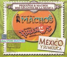 Banda Machos,Banda Pequenos Musical Mexico y su Musica Box set 3CD New