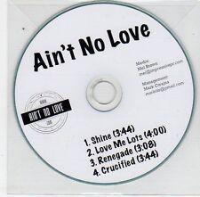 (EG9) Ain't No Love, Shine - DJ CD