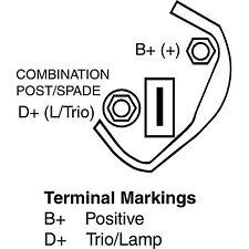 Remanufactured Alternator 14925 Remy