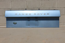 Land Rover Range Rover Classic Tailgate