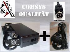 Netzteil 12V 5A 60W für Compaq TFT LCD Display Monitor  4Pin 4 Polig + Kabel OVP
