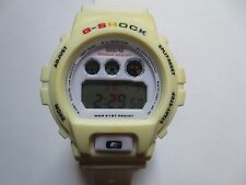 CASIO G-SHOCK DW-6900 BAPE BATHING APE LIMITED EDITION MEN'S WATCH..