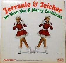 FERRANTE & TEICHER - ORIGINAL 1966 -  WE WISH YOU A MERRY CHRISTMAS