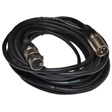 3-pin XLR M to XLR F Cable for Sennheisers e 845 e 935 e 945 e 965 Microphones
