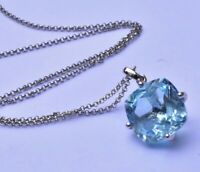 Annoushka Blue Topaz Necklace 18k