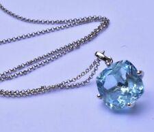 Annoushka Blue Topaz Necklace 18k