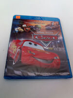 "BLU-RAY ""CARS"" PRECINTADO SEALED WALT DISNEY PIXAR"
