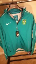 Nike Shield Brazil Jacket, Brand New With Tags, Men's Size L