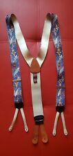 Trafalgar Limited Edition Suspenders Braces Koi Fish
