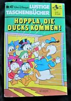 lustiges taschenbuch hoppla, die ducks.. heft 47 1977 walt disney ehapa sammlung