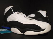 2005 NIKE AIR MAX PENNY IV 4 WHITE BLACK ROYAL BLUE ONE 1 ORLANDO 312455-101 14