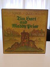 TIM HART & MADDY PRIOR - FOLK SONGS OF OLDE ENGLAND VOLUME 1 (VINILE UK PRESS)