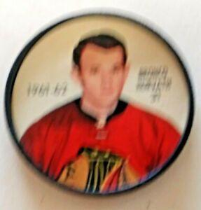 1961-62 Shirriff Coin:#31 Bronco Horvath Chicago Black Hawks