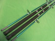 "LOT OF 2 HURRICANE MAKO 8' 0"" MEDIUM HEAVY ACTION SPINNING RODS NEW!."