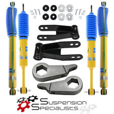 "98-11 Ford Ranger 3"" + 2"" LEVELING LIFT KIT w/ Bilstein 4600 Shocks 4X4 4WD"