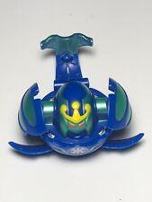 Bakugan Sirenoid Blue Aquos Baku Tech B2 & cards