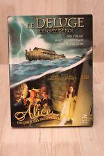 Le déluge + Alice au pays des merveilles (Double DvD)