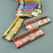 15 Pack Variety Juicy Fruit & Honey Flavored Cigarette Rolling Paper 750 Papers