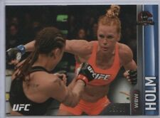HOLLY HOLM 2015 Topps UFC Champions BLUE Rookie 15/88