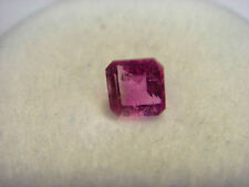 Pink/Red (Rubellite) Slight Loose Tourmalines