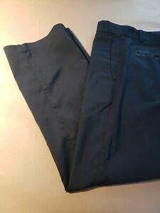 Nike Tour Performance Men's Golf Charcoal Gray Pants Dri-Fit Stretch Size 36x28