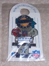 Super Bowl XXVIII Buffalo Bills vs. Dallas Cowboys NFL Football Pin