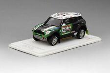 Mini Countryman All4 Racing #302 Dakar Rally Winner 2012 - 1:43 - TrueScale