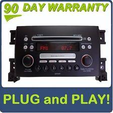 06 07 08 Suzuki GRAND VITARA Radio CD Disc Player Changer XM Satellite Radio OEM