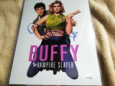 KRISTY SWANSON Signed AUTO 8x10 Movie Poster BUFFY the VAMPIRE SLAYER JSA CERT