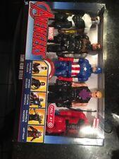"Marvel Avengers Titan Hero Series Target Exclusive 5 Figure Set 12"" Hasbro NEW"