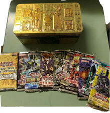 Yugioh Mystery Tin Booster Packs Lost Memories Value Lot Deal Holos Foils Bundle
