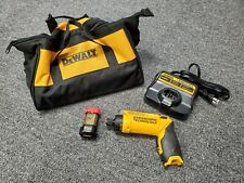 NEW DEWALT DCF680N2 8V MAX GYROSCOPIC SCREWDRIVER KIT