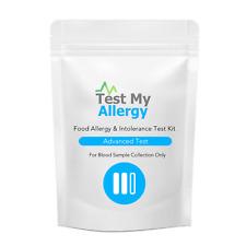 Test My Allergy - Avanzato Cibo Intolleranza Test Kit