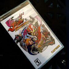 CAPCOM's VIEWTIFUL JOE: RED HOT RUMBLE / PSP ~ NEW, BLACK LABEL VER, FREE SHIP!!
