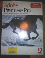 ADOBE Premiere Pro UPGRADE for WINDOWS XP Video Editing Production Premier NEW