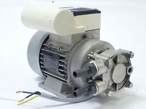 SPECK PUMPEN Y-2051.0205 REGENERATIVE TURBINE PUMP 11 l/min 0.47 HP 230V TESTED
