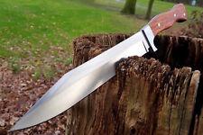 Couteau de chasse BOWIE KNIFE Busch Couteau machette machette macete Couteau de Poche MESSE
