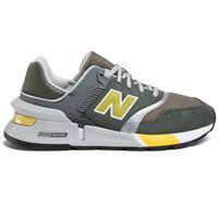 New Balance ms 997 lks scarpa sport sneaker Verde Grey Green