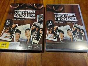 Northern Exposure:The Complete Fifth Season Series 5 6 x DVD set