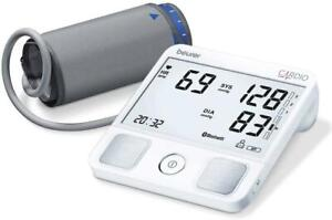 Beurer BM93 Blood Pressure Monitor with Integrated ECG Function and Bluetooth