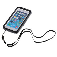 Silicone/Gel/Rubber Mobile Phone Cases & Covers with Strap