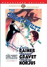 Große Walzer - (1938 Luise RAINER) Region Free DVD-versiegelt