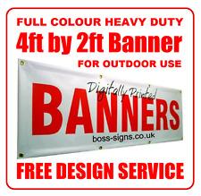 Full Colour Outdoor Banner segni shop vinile stampato striscioni aziendali gratis DESIGN