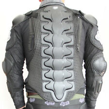 XL/2XL/3XL Motorcycle Body Armor Jacket Motocross Spine Chest Protector Gear